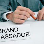 سفیر برند و رابطه مستقیم آن با افزایش آگاهی از نام تجاری