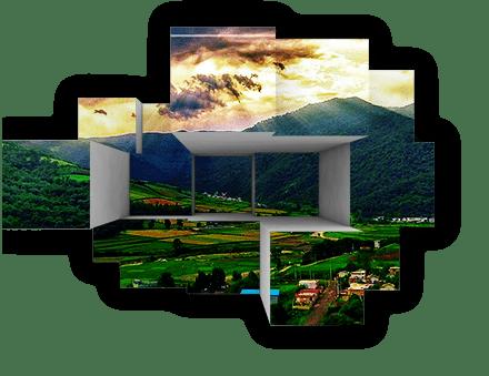 Advertising billboards in Mazandaran