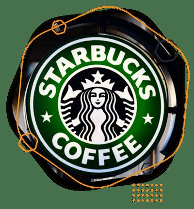 Starbucks brand